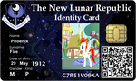 The New Lunar Republic Identity Card By Jeurob by RSA101