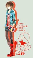 CaptainAmericaFashion by Crazycray