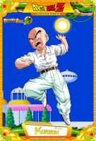 Dragon Ball Z - Kuririn by DBCProject