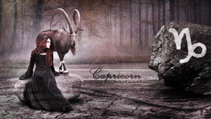 Capricorn by PAulie-SVK