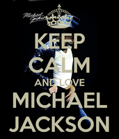 Keep Calm MJ 2 by ButterfliesForMJ