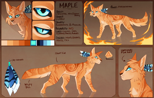 Maple Official Reference - 2016 by MapleSpyder