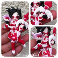 Vayne2Heartseeker Vayne, the Night Hunter - Pendan by DarkettinaMarienne