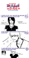 Bleach Art Meme by DivineImmortality