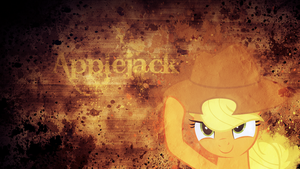 Applejack Kickin' It in the Old West by SandwichDelta