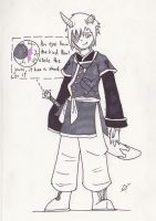 If I was an Inuyasha Character by lockheart9