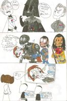 Rogue One (My Ending) by SithVampireMaster27