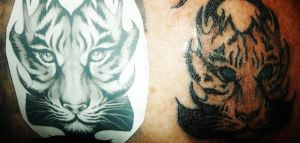 tattoos by chadkrosse