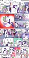 No Excuse for the Heart - 2014 SV comic by Pia-sama