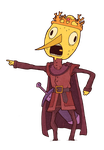Joffrey Lemongrab by lost-angel-less