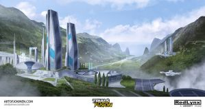 Trials Fusion - Environment Concept by artofjokinen