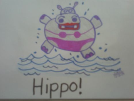 Hippo by Junel14