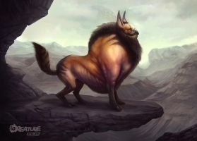 Creature illustration by ScriptKiddy