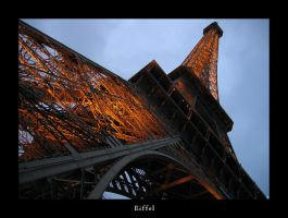 eiffel by samurai007