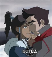 Korra Loves Mako by StephRutka