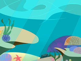 TDI BG- Reef by gabymellow