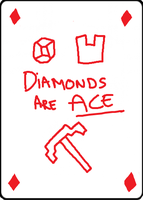 PCP - Ace of Diamonds by gamertjecool