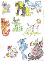 Adoptables teen stage by The-Silver-Ninja
