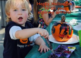 Lormet-Halloween-greeting-0054E5f-sml by Lormet-Images