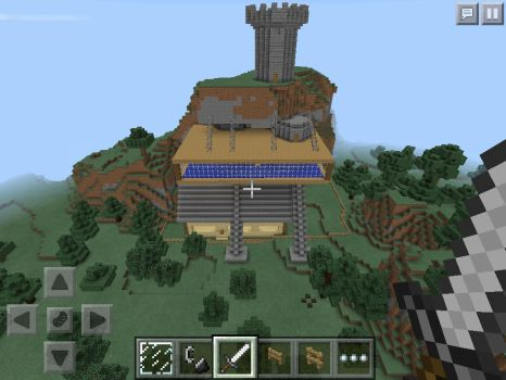 Epic build number one by Mickeymouseisgay