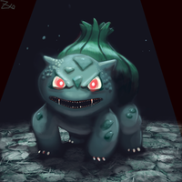 Pocket monster 1 by Zxoqwikl