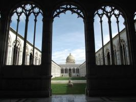 Camposanto Monumentale , Pisa, Italy by rbompro1