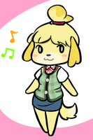 Isabelle by Eternally-Blind