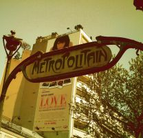 Metropolitain by illusiondevivre