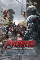 Avengers: Age of Ultron Poster 1 by jonesyd1129