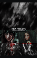Fear The Dead - Resources Pack by Evey-V