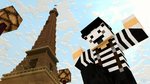 Parisian mime by MyCrys