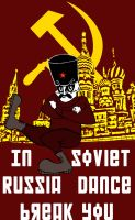 In Soviet Russia by ohanian