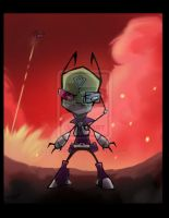 Invader Zim Elite by chocolatecherry