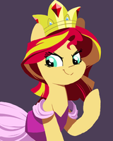 Sunset Shimmer by Karzahnii