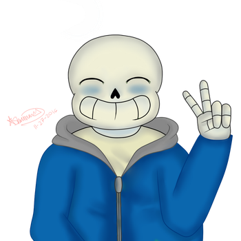 Another Sans by Dreamforxver