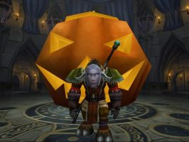 Happy Halloween from Warcraft by Grell