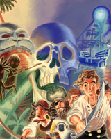 The Secret Of Monkey Island by Verdot
