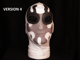 Moving Inkblot Mask Version 4 by Chromonite