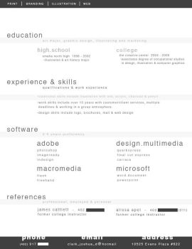 resume_ by fulcrum-lever