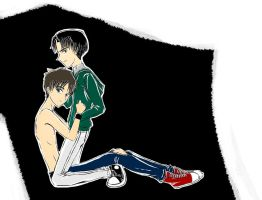 Levi and Eren: Discipline is all you need by Mountshire