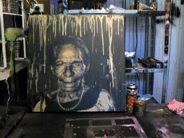 Blind PNG lady respray by kirpy