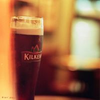 Warm Beer and Cold Woman by avivi