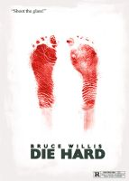 Die Hard One Sheet 2 by riddsorensen
