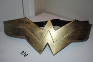 Wonder Woman Belt Cast by ZigorC