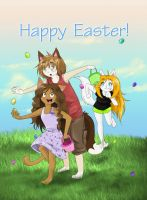 Happy Easter! by NinjaTanner