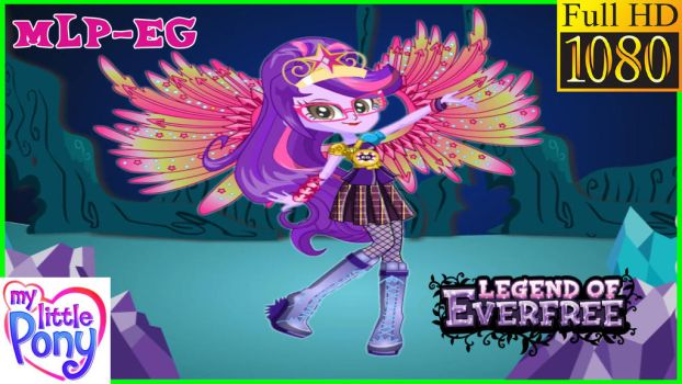 MLPEG - Legend of Everfree  Twilight Sparkle by MLPEGPAGE