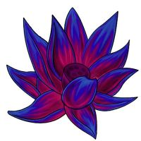 Lotus Design by Heavy-metal-ink