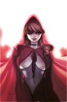 Red Hot Riding Hood by MirkAnd89