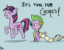 What Time Is It? (Redux) by DoggonePony