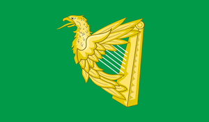 Flag of the Republic of Ireland by TiltschMaster
